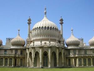 Brighton Pavilion - by Xgkkp