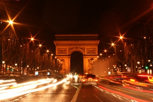 Cheap Weekend Breaks - Paris - Arc de Triomphe