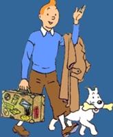 Tintin in Belgium