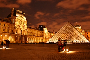 Top Paris Sightseeing - The Louvre