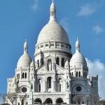 Sightseeing in Montmartre