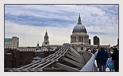 St Paul's by Mostaque