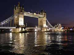 Tower Bridge - by Tigr
