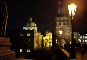 View from Charles Bridge, Prague