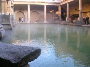Roman Baths - by Denise&David