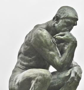 The Thinker - Penseur