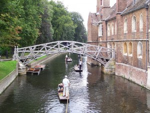 Mathematical Bridge - by WorldIslandInfo