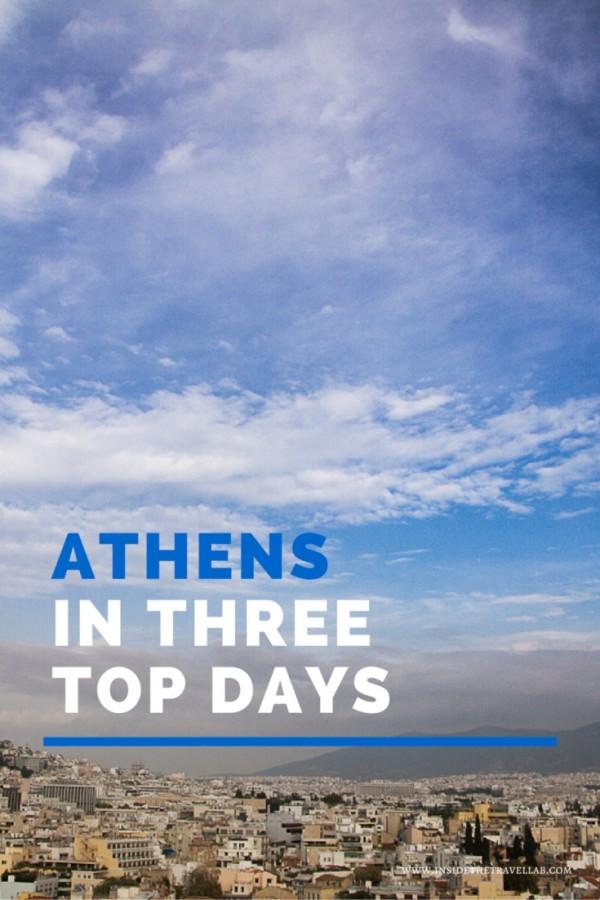 A weekend break in Athens